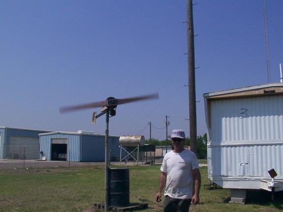 Alton S Wind Turbine Page